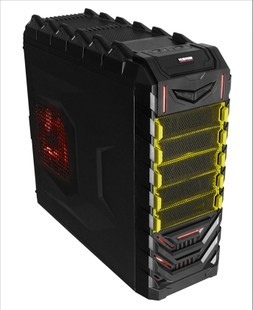 G2 game computer case power supply line with fan(China (Mainland))