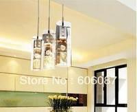 crystal lamp restaurant lamp pendant light modern brief lighting