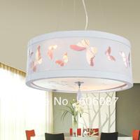 Lighting lamps cutout butterfly flower dining room pendant light study light child real dcd006