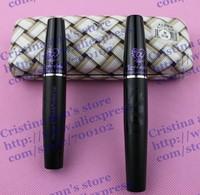 48SET ! Original Mascara Love  Alpha  Lengthening Volume Mascara Fiber Set 12ML+3G Free shipping Wholesale