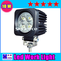 2 sets per lot,freeshipping by hongkong post!Best quality waterproof 10W led offroad lamp for auto headlight/brake use ID262389