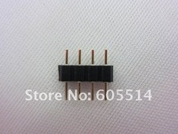 [Seven Neon]Free EMS shipping 3000pcs 4pin connector for 5050 led smd strip,strip connector