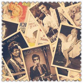 Vintage-style-Movie-stars-poste...