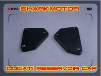 [Vic] BLACK DUCAT Front Brake Cover Oil RESERVOIR CAPS 749 999749S 999