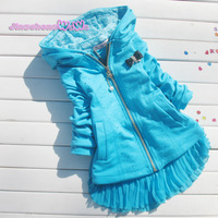 Jw1918 2012 spring and autumn hot-selling child cardigan female child with diamond outerwear