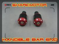 [Vic] Handlebar grip bar end of 17mm with carbon fiber