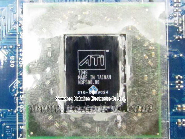 P7YE0 LA-6911P Laptop Motherboard for acer aspire 7750 MBRB102002 ATI Graphics full Tested 4 memory slot MBRB102002