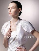 Bridal dress accessories wedding jackets
