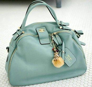 2014 Leather Bag Women Cowhide handbag Candy Colors genuine leather handbags Free Shipping vintage Bags Ladies PH14