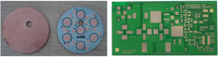 Copper-based copper clad laminate PCB board