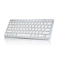 New White Wireless Keyboard For iPad 2 iPad2 Macbook