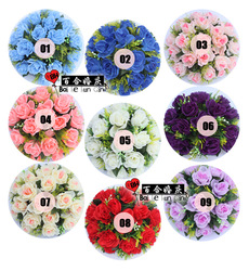 25 finished products flowers Wedding Bouquet(China (Mainland))