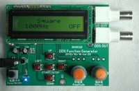Free shipping,New 30MHz Frequency Meter & 12Mhz Crystal Meter Counter Support Oscilloscope Probe