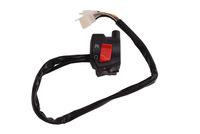 Motorcycle Scooter Hand Switch Turn Signal Control For HONDA CB400 VTEC CB1300