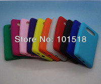 Free shipping&20pcs/lot New Silicone Skin Cover Case for Nokia Lumia 820