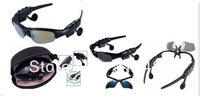 fasion  Sunglasses Mp3 Player 2GB Memory,5pcs /lot ,free shipping