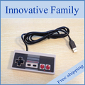 Free shipping new arrival high quality NES Controller  PC USB Controller  Classic Style (poly bag)