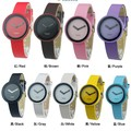free shipping Fashion the simple leisure Quartz Ladies wrist Watches multicolor for  women