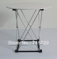 Round Pop up table
