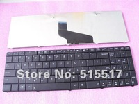 Brand new black US laptop install keyboard for ASUS X53U X53E X53E-XR1 X53E-XR2 Series Free shipping