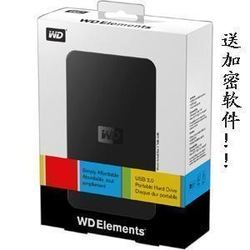 Wd western digital wd original 500g 3.0 interface mobile hard drive(China (Mainland))
