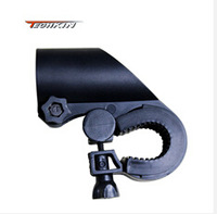 20412 New Cycling Grip Mount Bike Clamp Clip Bicycle Flashlight LED Torch Light Holder