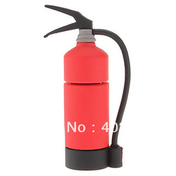 Free Shipping 8GB 16GB 32GB 64GB Fire Extinguisher USB 2.0 Flash Drive(China (Mainland))