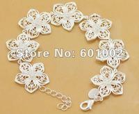 GY-PB038 Free Shipping Wholesale 925 silver Fashion Jewelry Bracelets, 925 Silver Bracelets bkaa kbha ssqa