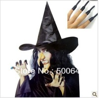 Clothing clothing props witch hats dentures nail nose chin combination