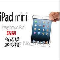 Free EMS DHL Shipping 1000pcs 1000pcs/lot For Mini Ipad Front Screen Protector screen protective Film