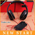 Hot Selling Many colors available Headphones Headband On-ear Headset Freeshipping with sealed package