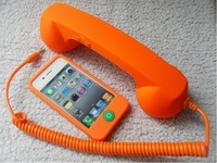 30 PCS High Quality Retro Telephone Handset Handheld Receiver for Apple Mobile Phone