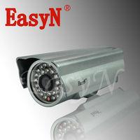 H3-105V hd outdoor ip camera Resolution: 1280*720, 25fps H.264, CMOS 1.0 megapixel
