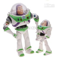 2PCS Wonderful BQ-30A Toy Story 3 Pixar Buzz Lightyear Action Figure Toy