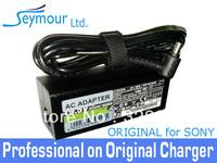 Genuine Original 65W For Sony Vaio 19.5V 3.3A Vgp-ac19v43 Laptop AC Adapter NEW DHL EMS FREE SHIPPING