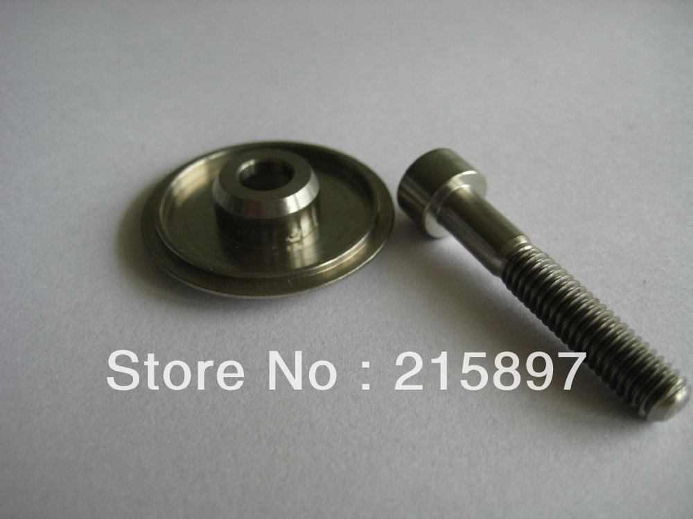 Titanium Stem / Headset Cap add Bolt M6*35mm for Ritchey WCS / Ti Bicycle Mountain & Road Bike Screws(China (Mainland))