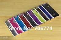 for iPhone 5 5G DHL Free Shipping  For Apple  Luxury Purple Aluminum Metal  Hard Cover Case 10 Options