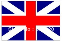 JJ21 Free Shipping Wholesale England Flag 144*96cm, 100% polyster/water proof/ ball game, special celebration