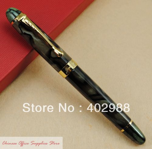 JINHAO X450 Amber Rollerball Pen Brand New(China (Mainland))