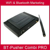 BT-Pusher wifi bluetooth mobiles marketing device COMBI PRO
