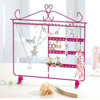 Wholesale - Free shipping High quality wire princess jewelry holder