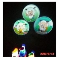 Laser projection lamp cartoon characters finger lamp/lasers