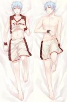 Free shipping  Kuroko no basket Kuroko's Basketball Kuroko tetsuya Dakimakura Case #1002