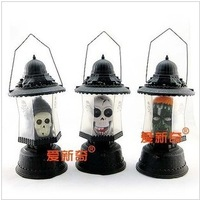 Halloween supplies ghost toy hand big ghost light will ghost called luminous 325 grams