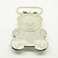 Free shipping!200pcs per lot,panda shape suspender clips,Wholesale Suspender Clip,Suspender Clips Suppliers & Manufacturers