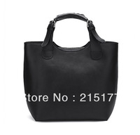 Сумка Fashion Paris Mysterious Impression series of the Leather Locking dual-use Tote