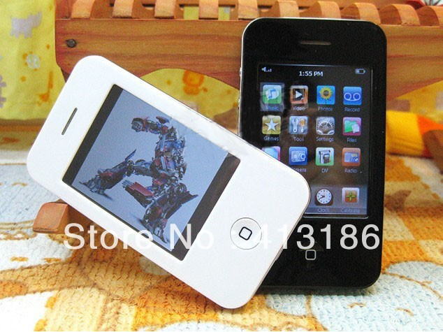 Free Shipping New 2.8 inch touch screen mp4player,digital mp4 player,portable movie mp4 player(China (Mainland))