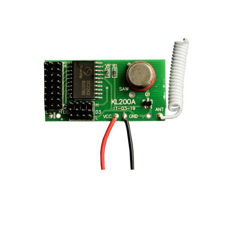 Wireless RF transmitter board/transmitter module KL200(China (Mainland))