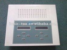 Dual ionic detoxification foot bath WTH-202 for liver/kidney detoxification(China (Mainland))
