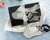 FREE SHIPPING+Wedding Favors Airplane Luggage Tag +100pcs/LOT(RWF-0011PC)